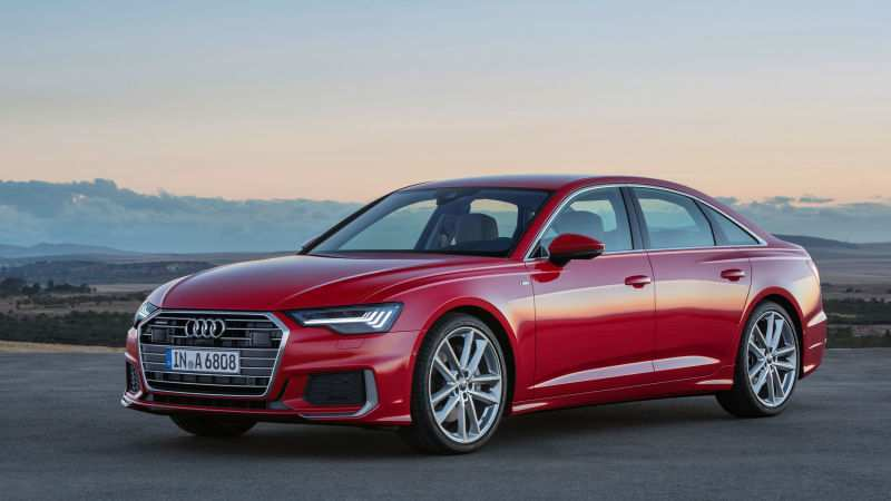 82 Best Review 2019 Audi New Models Interior by 2019 Audi New Models