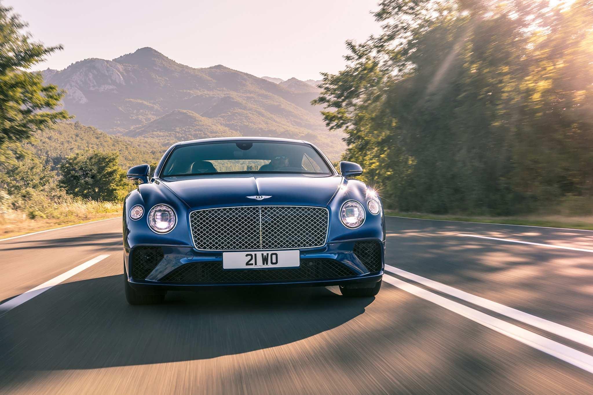 82 Best Review 2019 Bentley Continental Gt Weight Spesification by 2019 Bentley Continental Gt Weight