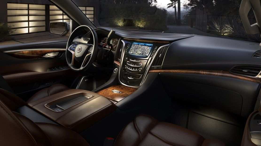 82 Best Review 2019 Cadillac Interior Specs and Review with 2019 Cadillac Interior