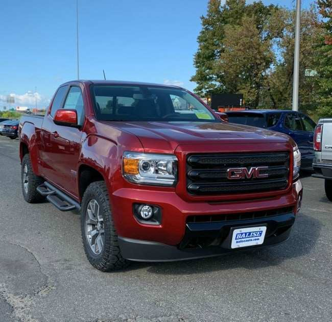 82 Best Review 2019 Gmc Canyon All Terrain New Concept with 2019 Gmc Canyon All Terrain