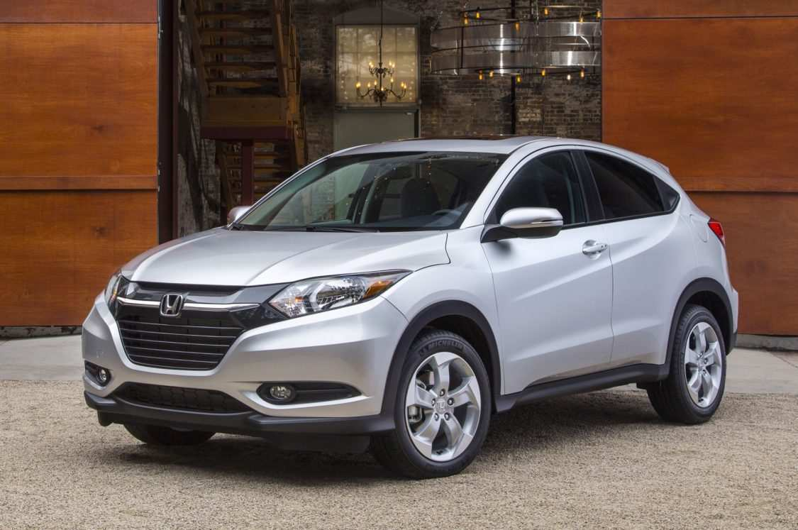 82 Best Review 2019 Honda Hrv Rumors First Drive for 2019 Honda Hrv Rumors