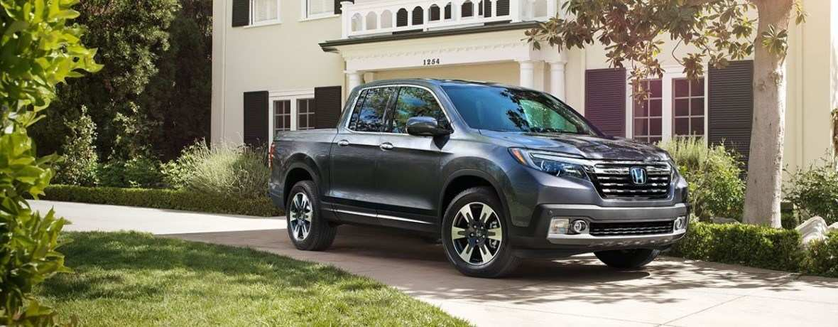 82 Best Review 2019 Honda Ridgeline Rumors Performance and New Engine for 2019 Honda Ridgeline Rumors