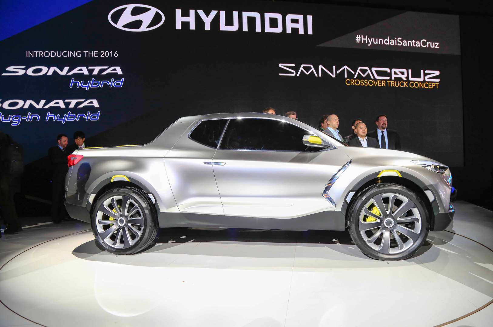 82 Best Review 2019 Hyundai Pickup Truck Redesign and Concept with 2019 Hyundai Pickup Truck