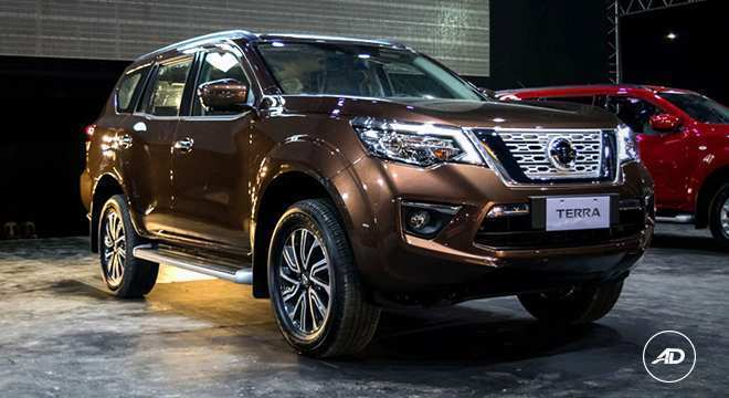 82 Best Review 2019 Nissan Terra Rumors by 2019 Nissan Terra