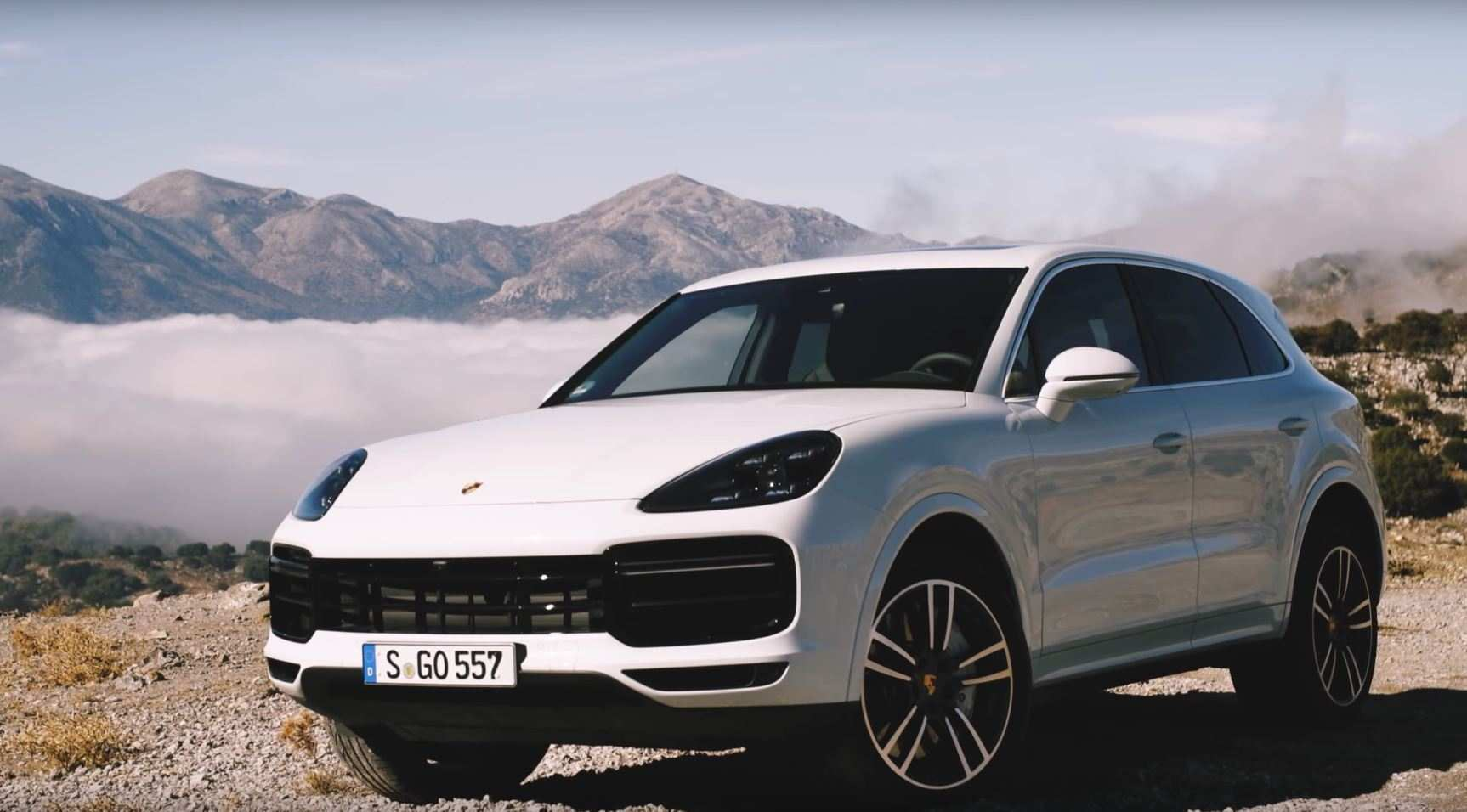 82 Best Review 2019 Porsche Cayenne Turbo Review Overview with 2019 Porsche Cayenne Turbo Review