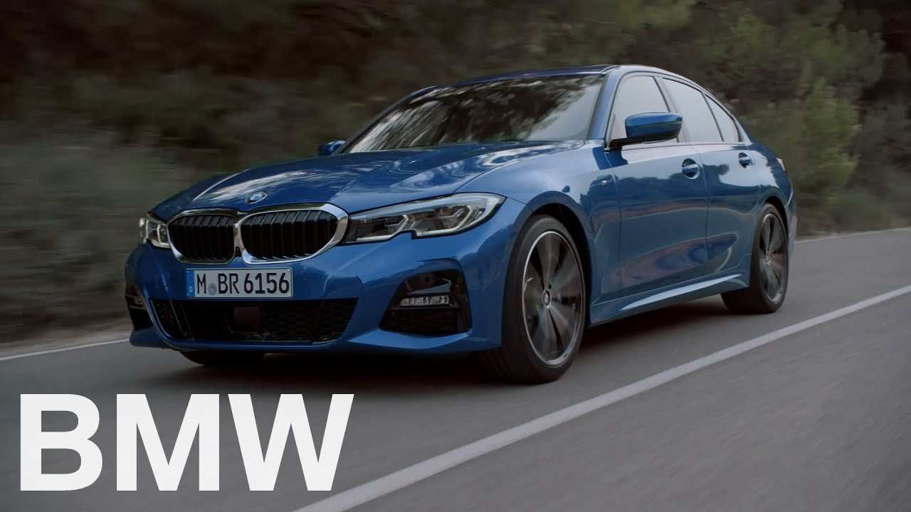 82 Best Review 2020 Bmw G20 Overview by 2020 Bmw G20