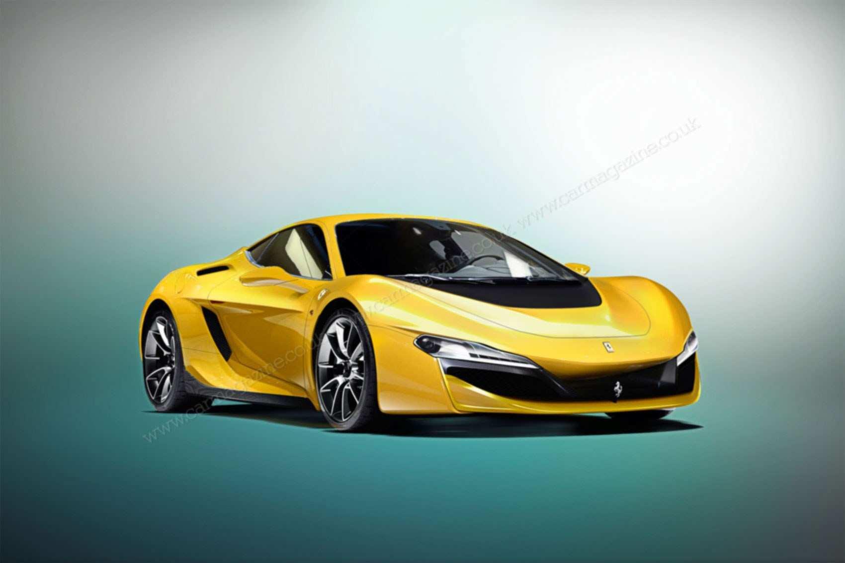 82 Best Review 2020 Ferrari Cars Exterior and Interior with 2020 Ferrari Cars