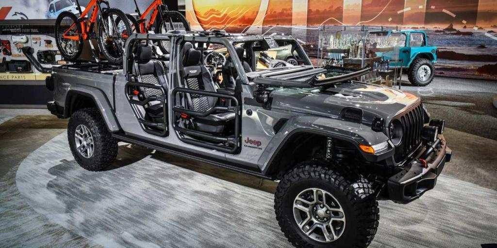 82 Best Review 2020 Jeep Pickup Truck Price with 2020 Jeep Pickup Truck