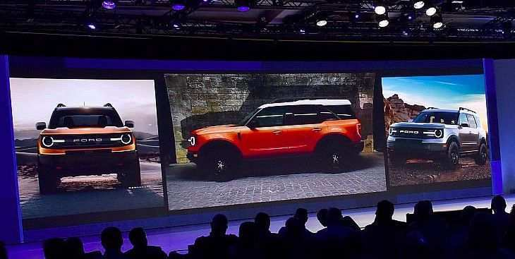 82 Best Review 2020 Orange Ford Bronco Release Date by 2020 Orange Ford Bronco