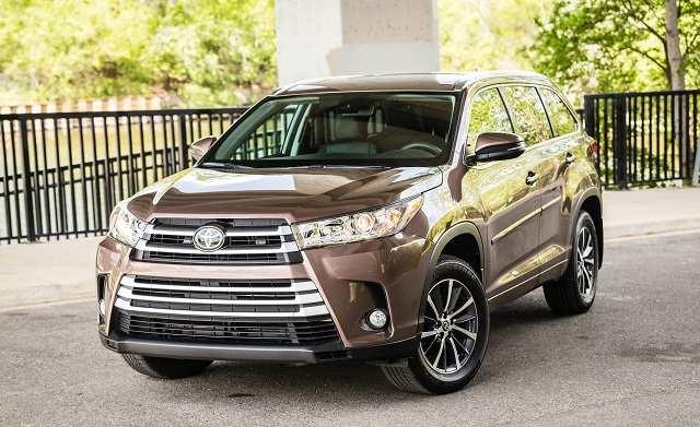 82 Best Review 2020 Toyota Highlander Hybrid Ratings with 2020 Toyota Highlander Hybrid