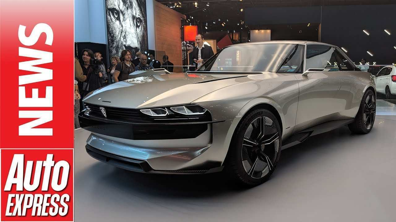82 Best Review Peugeot Coupe 2019 Reviews with Peugeot Coupe 2019