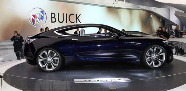 82 Concept of 2019 Buick Avista Photos by 2019 Buick Avista
