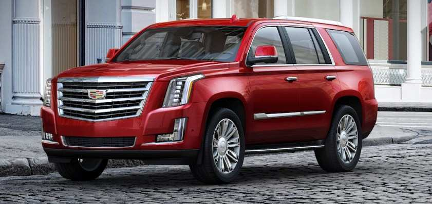 82 Concept of 2019 Cadillac Escalade Concept Photos with 2019 Cadillac Escalade Concept