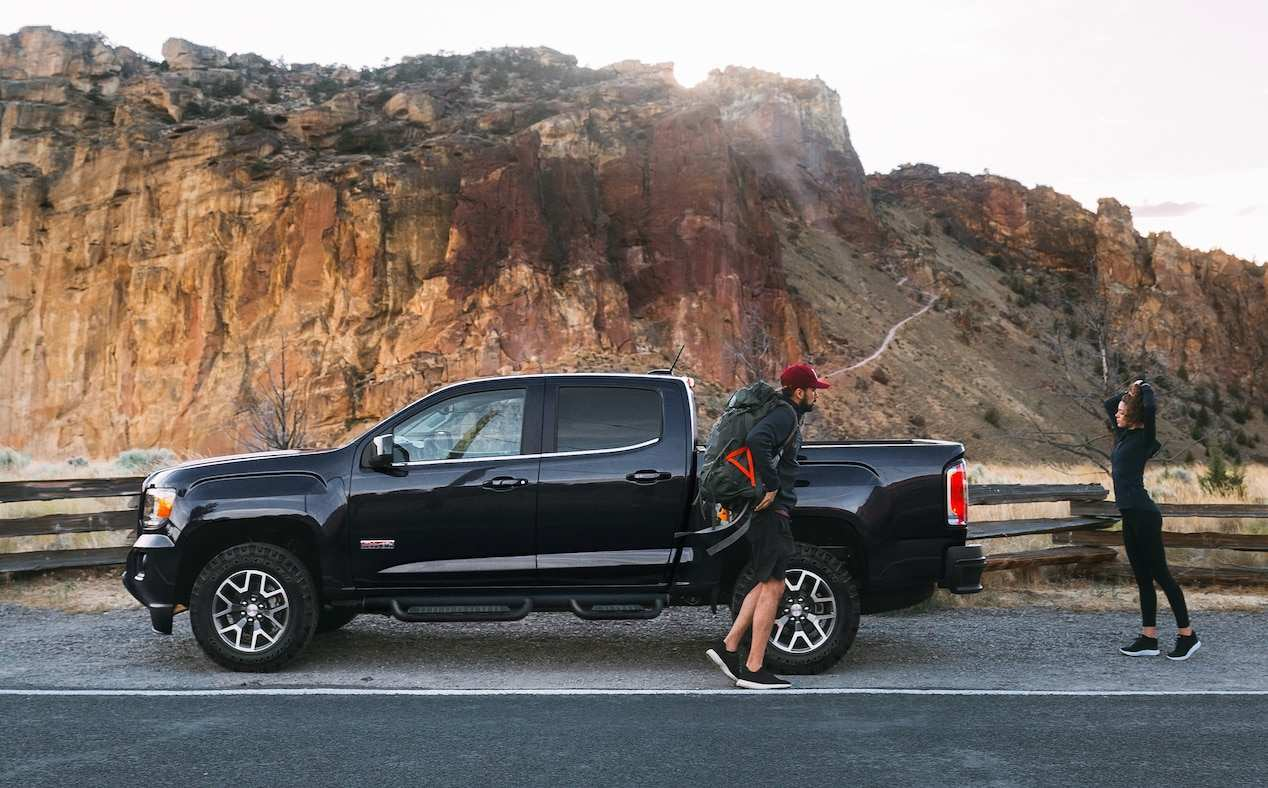 82 Concept of 2019 Gmc Canyon All Terrain Redesign and Concept for 2019 Gmc Canyon All Terrain