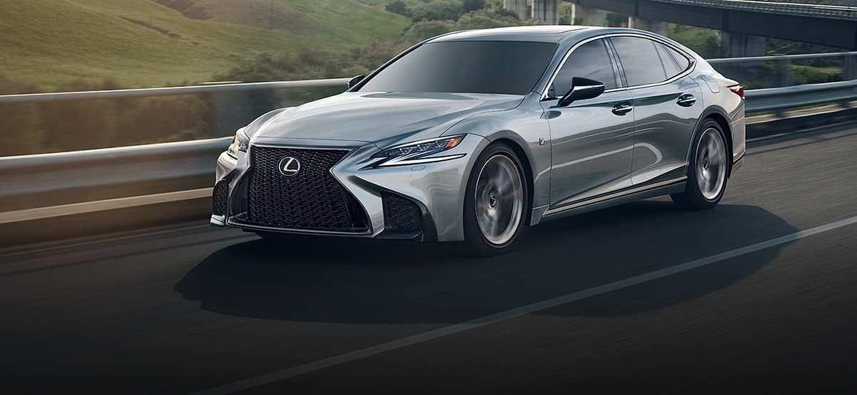 82 Concept of 2019 Lexus 460 Wallpaper with 2019 Lexus 460