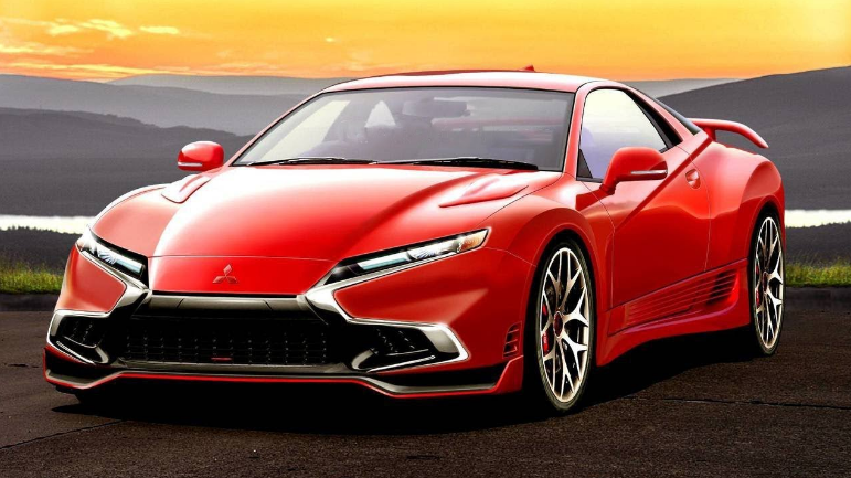 82 Concept of 2019 Mitsubishi 3000Gt Spy Shoot for 2019 Mitsubishi 3000Gt