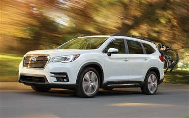82 Concept of 2019 Subaru Ascent Engine for 2019 Subaru Ascent