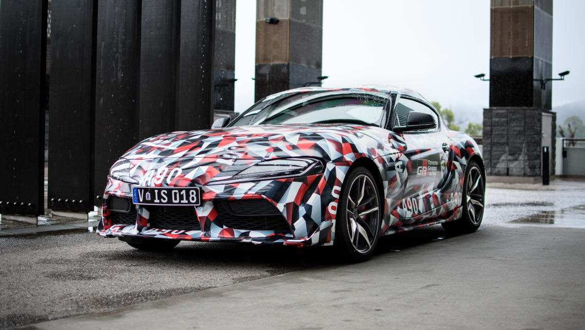 82 Concept of 2019 Toyota Supra Manual Configurations for 2019 Toyota Supra Manual