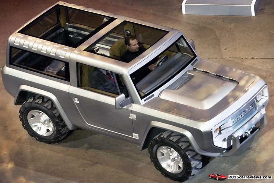82 Concept of 2020 Ford Bronco Air Roof Rumors by 2020 Ford Bronco Air Roof