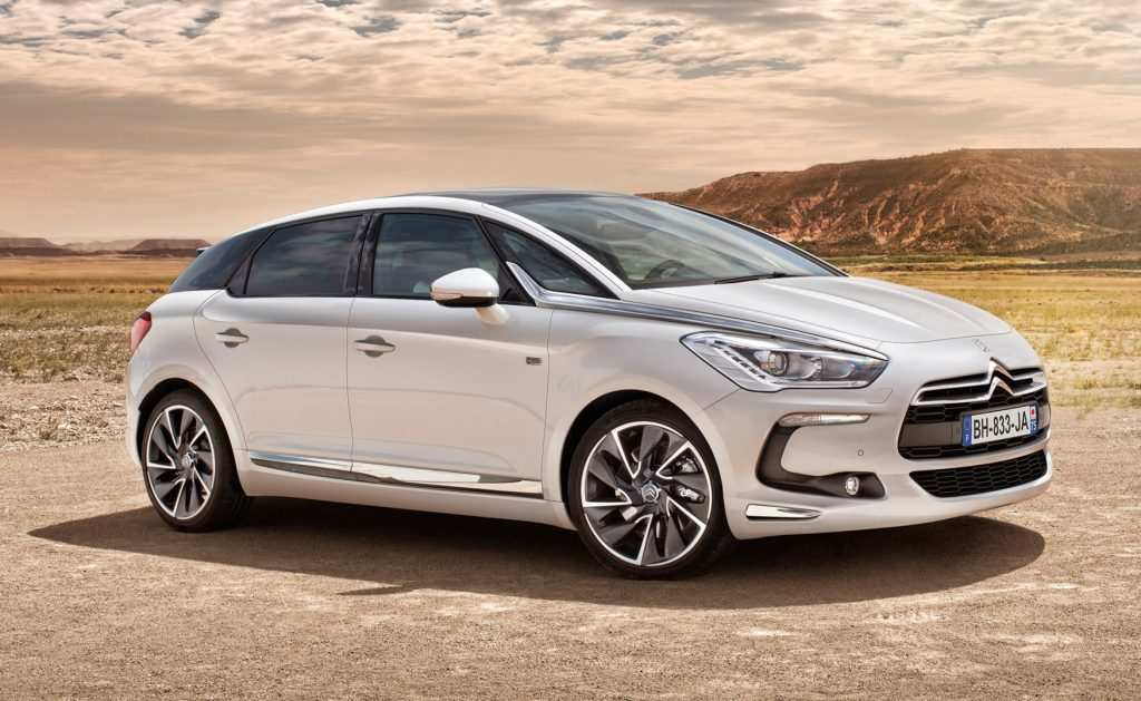 82 Concept of Citroen Ds5 2019 First Drive with Citroen Ds5 2019