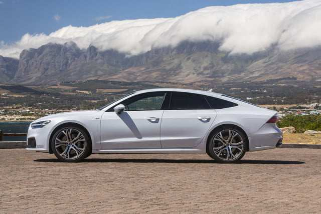 82 Concept of New 2019 Audi A7 Model with New 2019 Audi A7