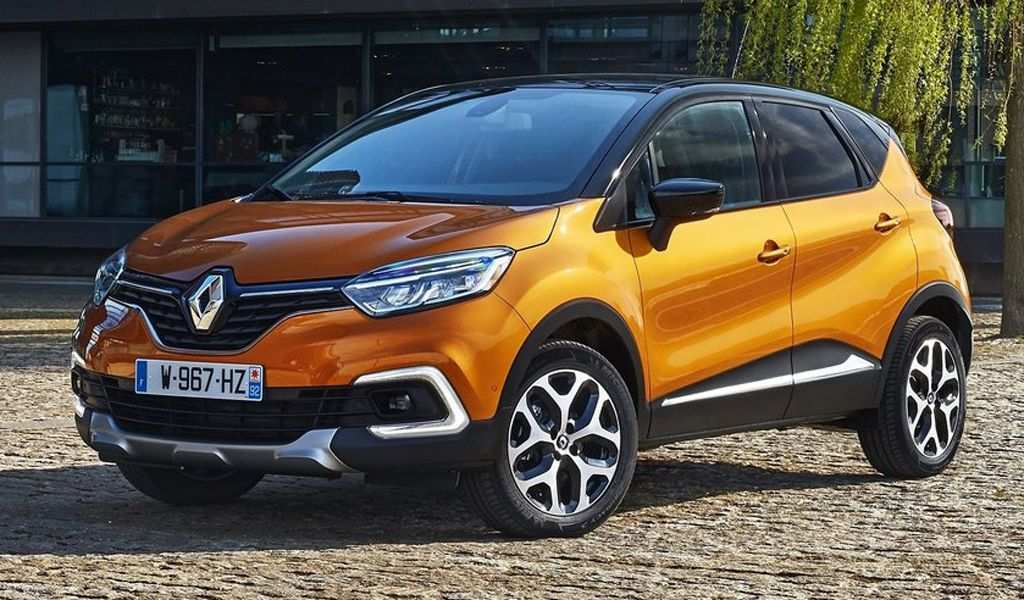 82 Concept of Renault Captur 2020 Model by Renault Captur 2020