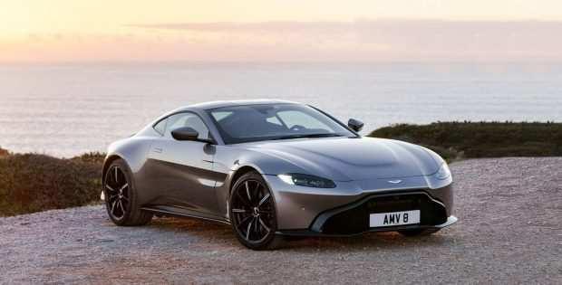 82 Gallery Of 2019 Aston Martin Db9 Wallpaper By 2019 Aston Martin
