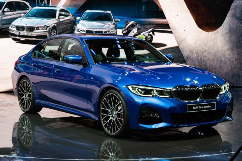 82 Gallery of 2019 Bmw 3 Series G20 Photos for 2019 Bmw 3 Series G20
