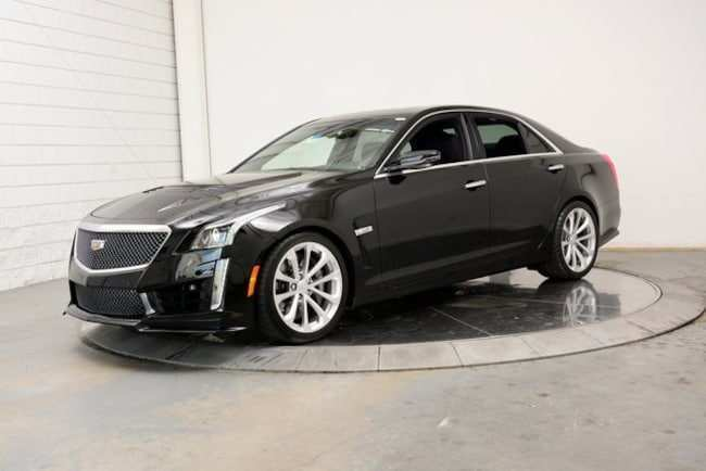 82 Gallery of 2019 Cadillac Cts Redesign for 2019 Cadillac Cts