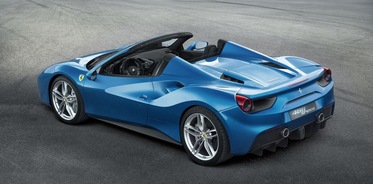82 Gallery of 2019 Ferrari Convertible Review for 2019 Ferrari Convertible