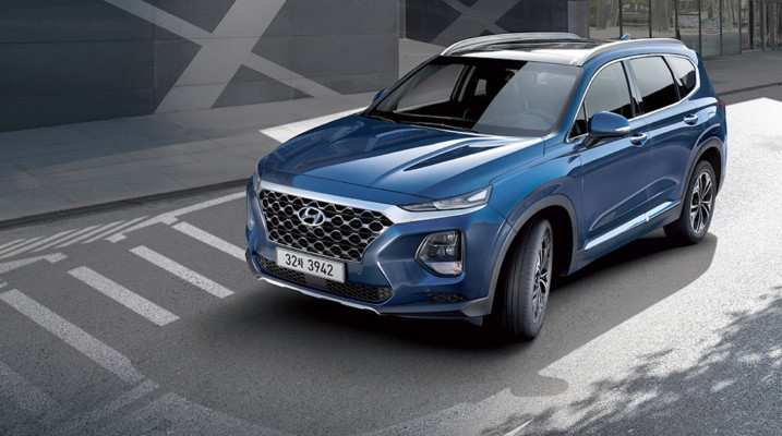 82 Gallery of 2019 Hyundai Santa Fe Engine Spesification by 2019 Hyundai Santa Fe Engine