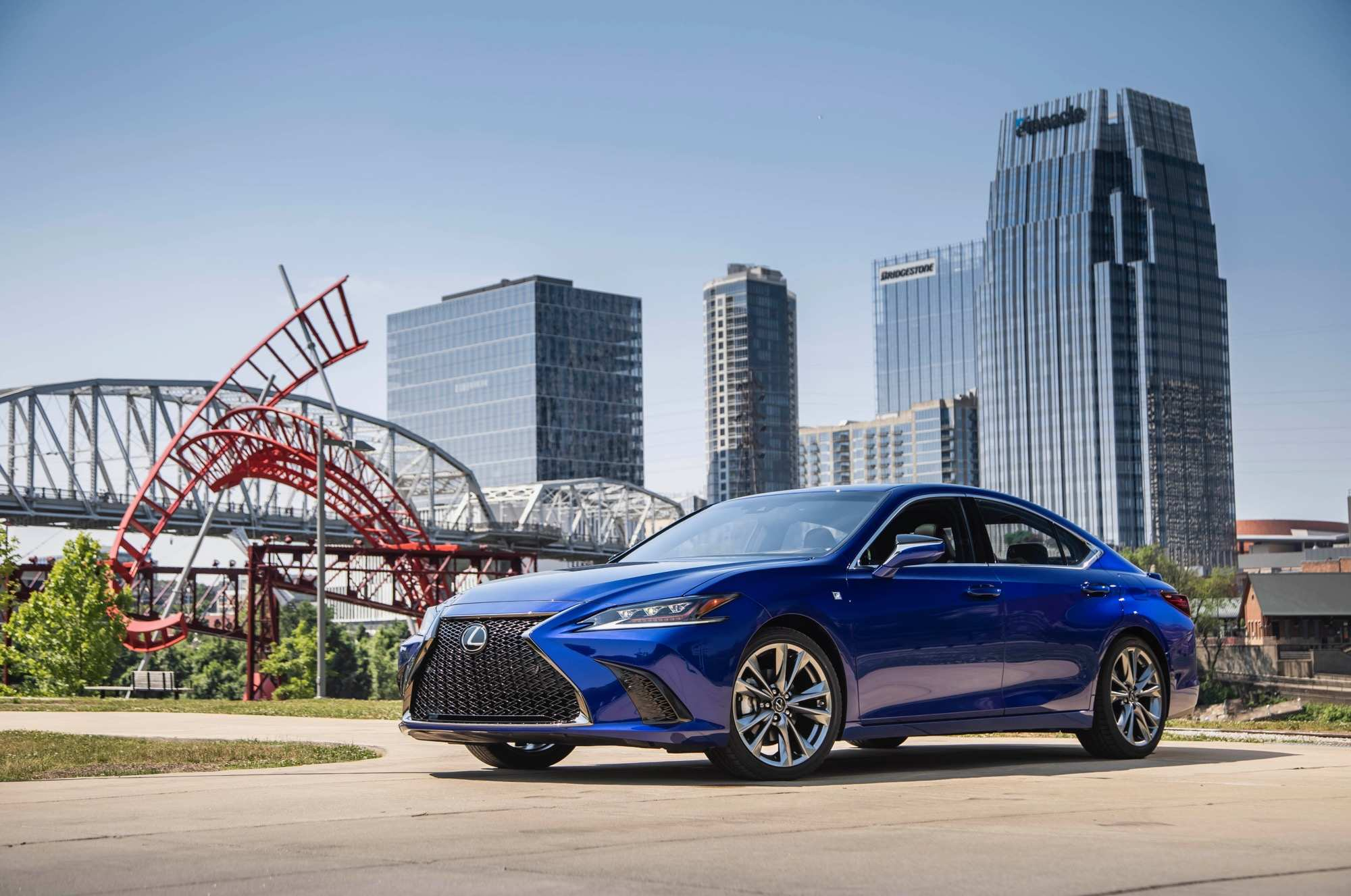 82 Gallery of 2019 Lexus Es 350 F Sport First Drive for 2019 Lexus Es 350 F Sport