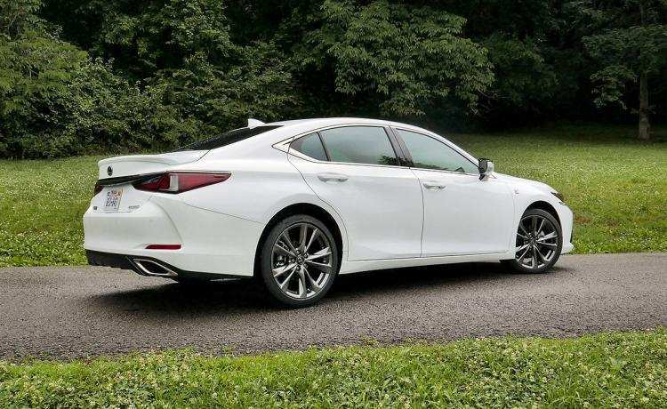 82 Gallery of 2019 Lexus Es 350 F Sport Ratings by 2019 Lexus Es 350 F Sport