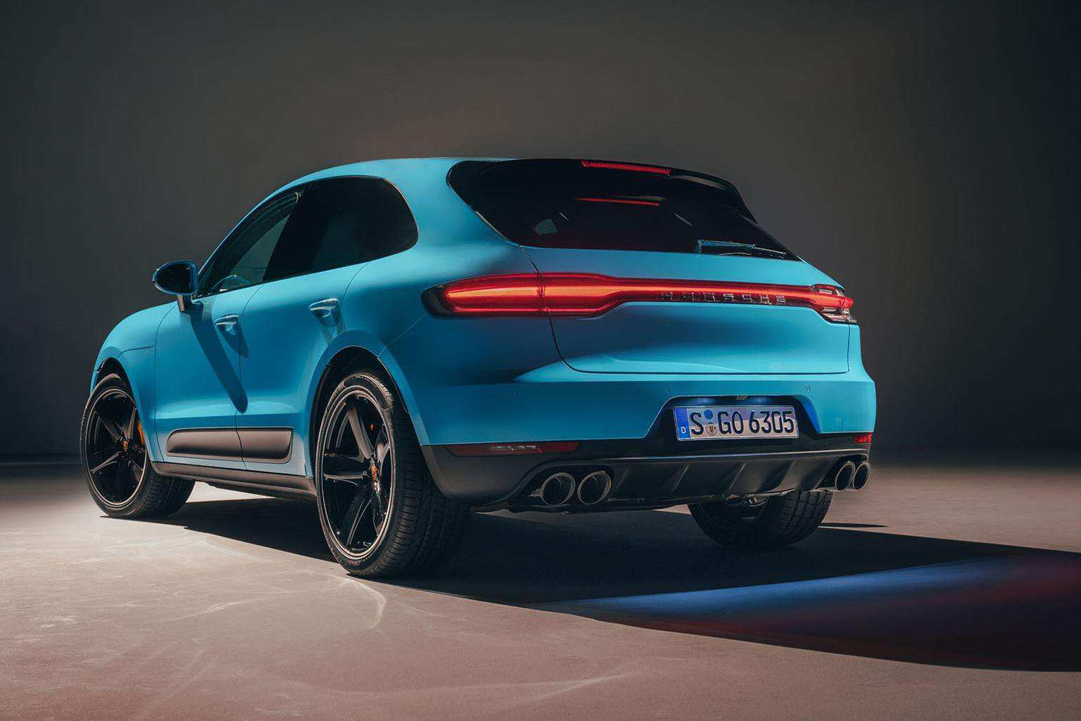 82 Gallery of 2019 Porsche Macan Release Date Exterior by 2019 Porsche Macan Release Date