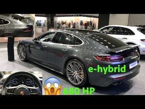 82 Gallery of 2019 Porsche Panamera Hybrid Reviews for 2019 Porsche Panamera Hybrid
