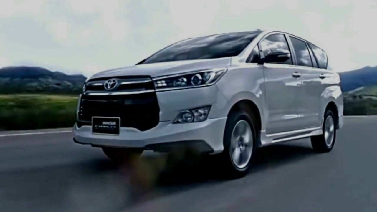 82 Gallery of 2019 Toyota Innova Price and Review with 2019 Toyota Innova