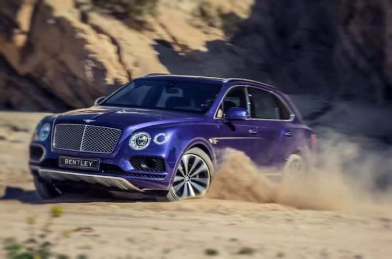 82 Gallery of 2020 Bentley Suv Redesign and Concept with 2020 Bentley Suv