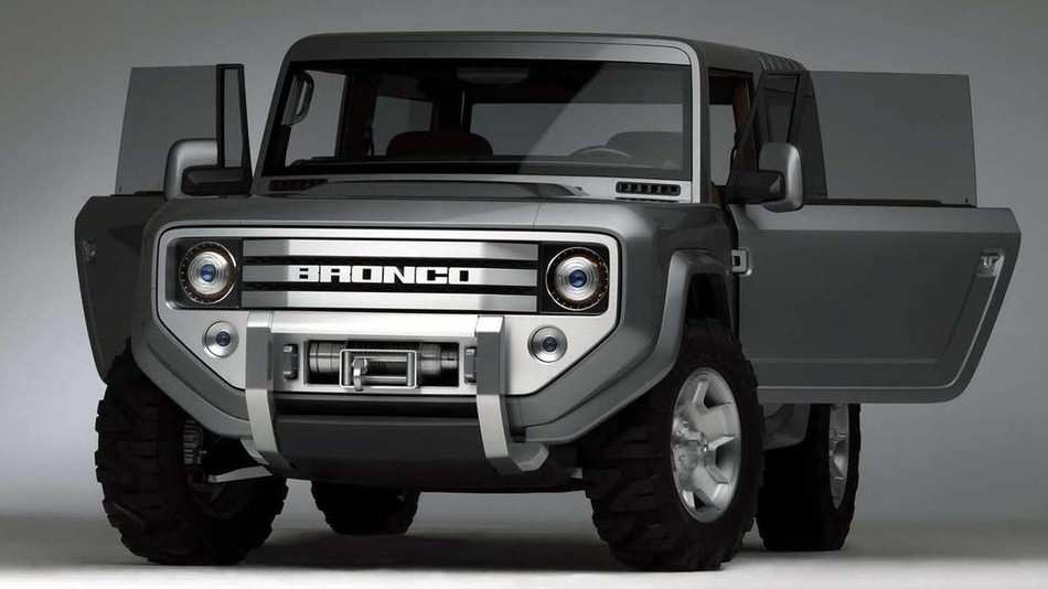 82 Gallery of 2020 Ford Bronco Interior Concept with 2020 Ford Bronco Interior