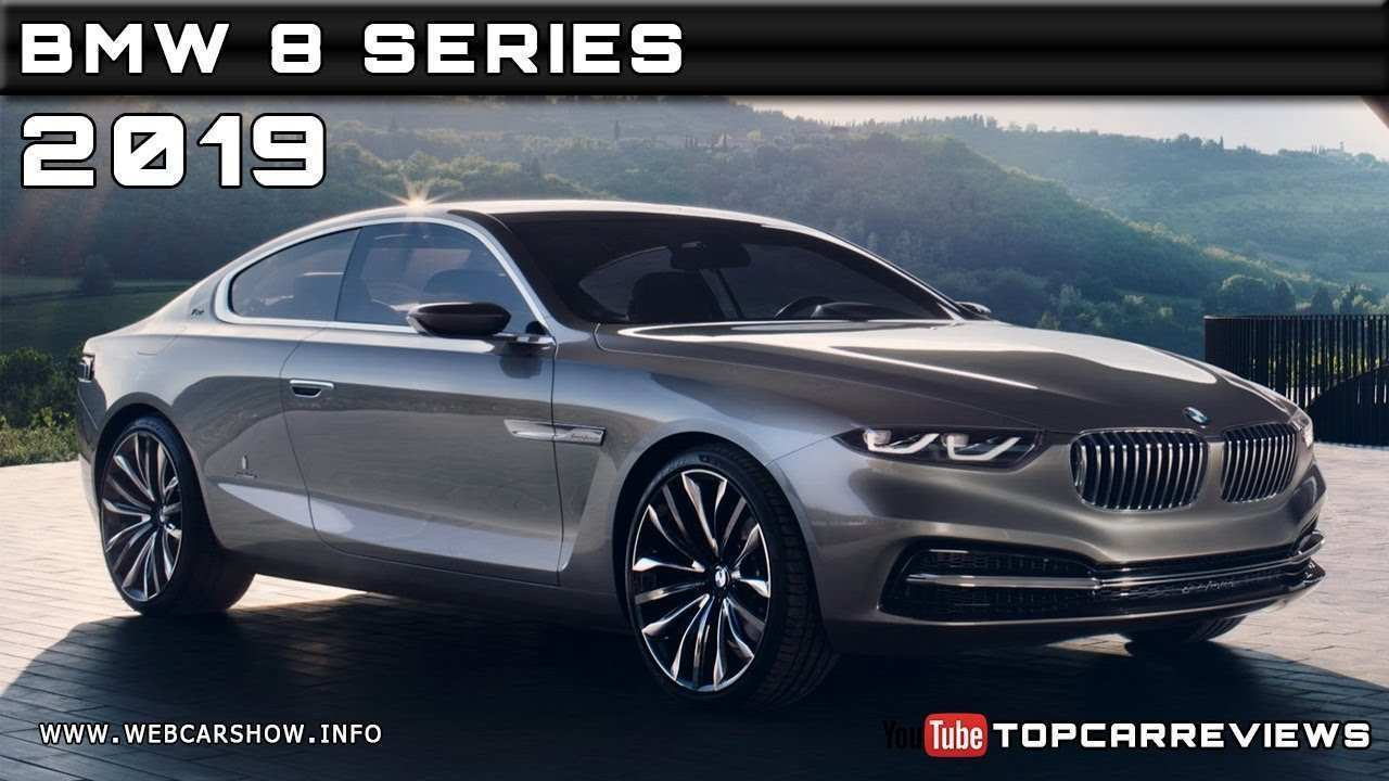82 Gallery of Bmw 8 2019 Price and Review by Bmw 8 2019