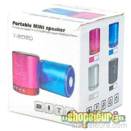 82 Gallery of Portable Mini Speaker T2020 Spesification for Portable Mini Speaker T2020