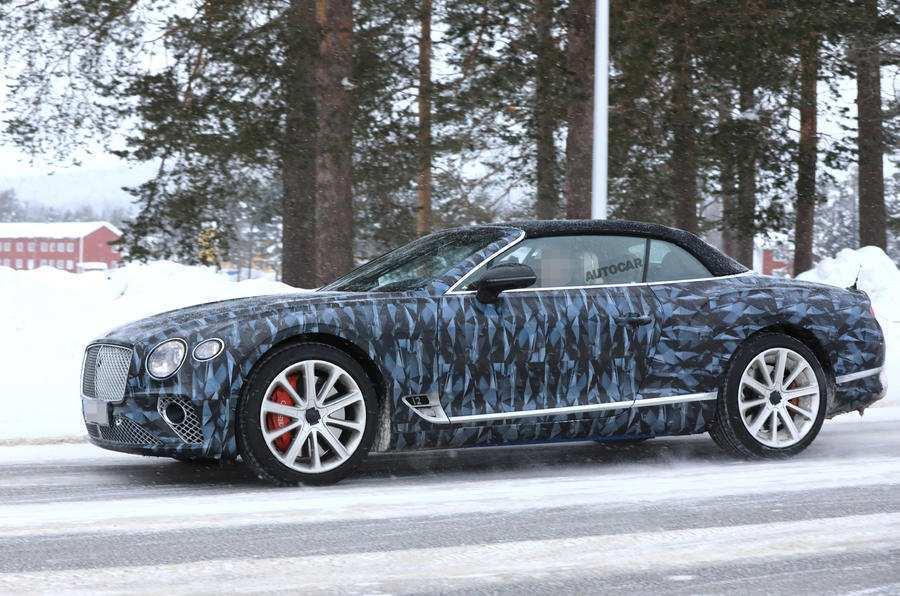 2019 Bentley Continental Gt V8 - Car Review : Car Review