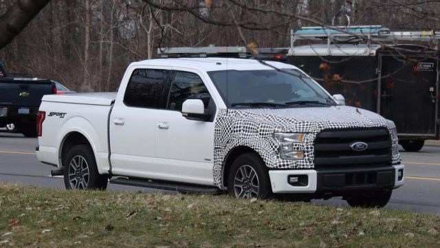 82 Great 2019 Ford F 150 Hybrid Configurations by 2019 Ford F 150 Hybrid