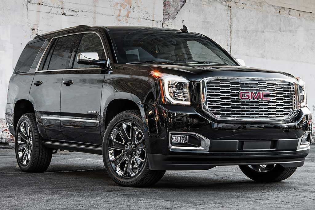 82 Great 2019 Gmc Tahoe Review by 2019 Gmc Tahoe