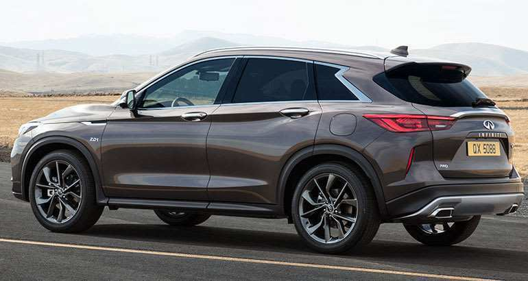82 Great 2019 Infiniti Qx50 Dimensions Pricing with 2019 Infiniti Qx50 Dimensions