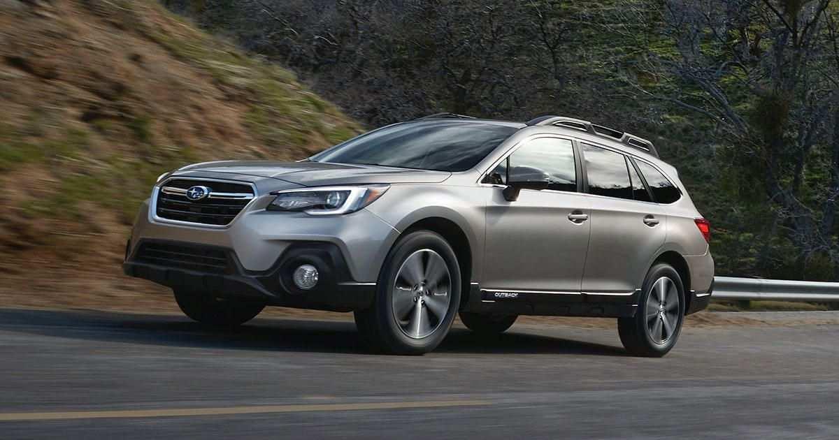 82 Great 2019 Subaru Wagon Release with 2019 Subaru Wagon