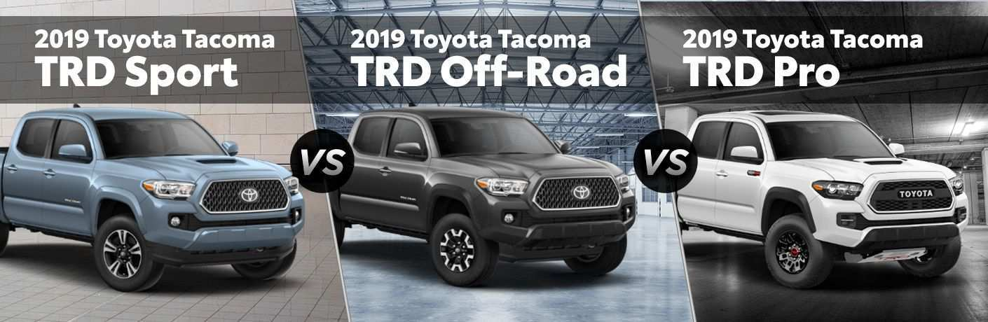 82 Great 2019 Toyota Lineup Redesign with 2019 Toyota Lineup