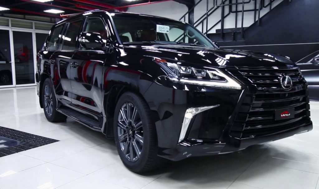 82 Great 2020 Lexus Lx 570 Release Date Exterior by 2020 Lexus Lx 570 Release Date