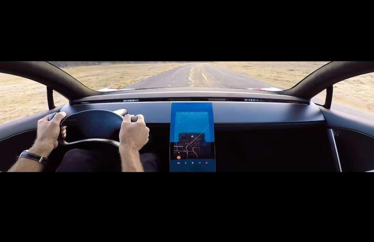 82 Great 2020 Tesla Roadster Video First Drive for 2020 Tesla Roadster Video