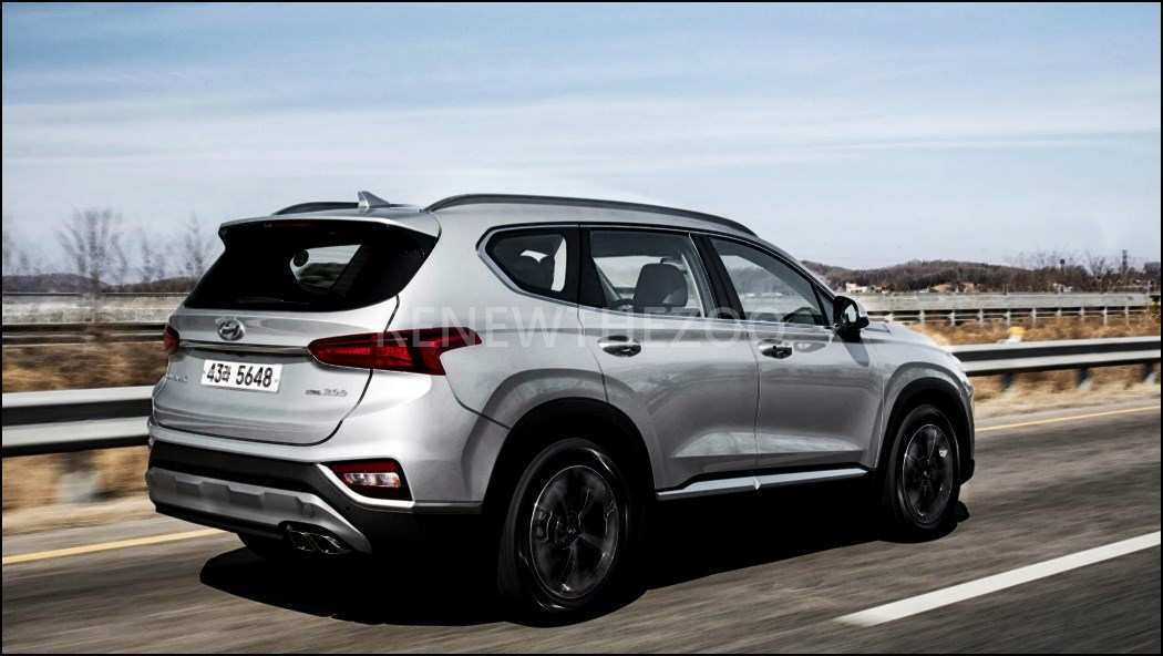 82 Great Hyundai Santa Fe 2020 Research New With Hyundai Santa Fe