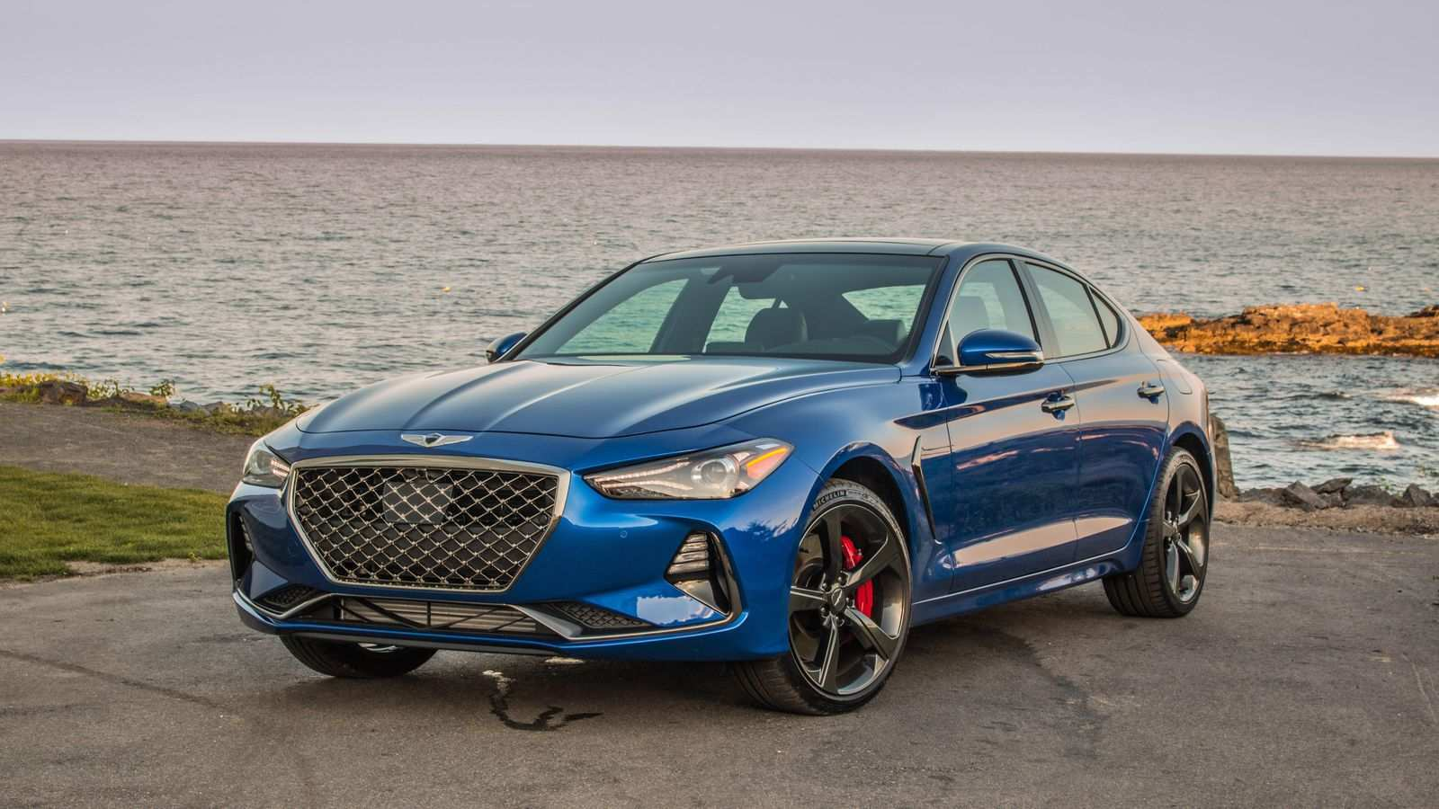 82 New 2019 Genesis G70 Review Exterior and Interior with 2019 Genesis G70 Review